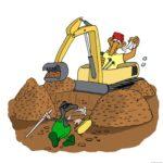 Beim Hausbau ist das Bodengutachten zwingend notwendig!