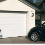 Eine Garage mit dem Haus verbinden