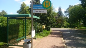 Nahverkehr in Hundorf