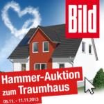 BILD-Gruppe versteigert Massivhaus von Town & Country Haus