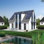 Bauherren bevorzugen zunehmend Solaranlagen zur Stromerzeugung