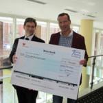 Mit 150.000 Euro – unterstützt die Town & Country Stiftung den Ausbau der Förderprojekte des ehemaligen Boxweltmeisters