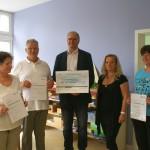 Town & Country Stiftungspreis für die Kita Storchennest in Mestlin